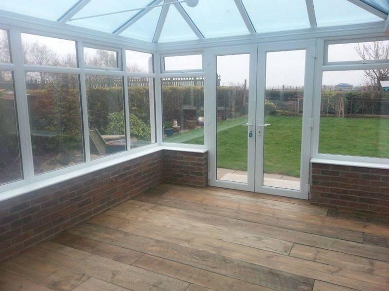 upvc conservatories installations